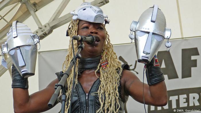 Фестиваль африканской музыки и культуры