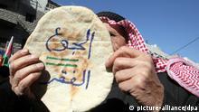 Jordanien Proteste