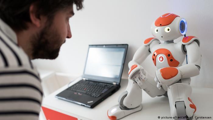 Инженер-робототехник