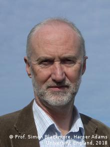 Professor Simon Blackmore (Prof. Simon Blackmore, Harper Adams University, England, 2018)