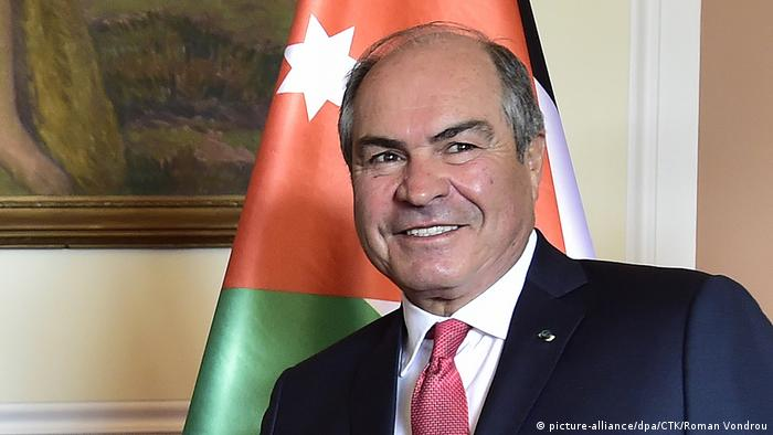 Jordan's former Prime Minister Hani Mulki