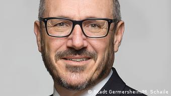 Germersheim Integration Bürgermeister Marcus Schaile