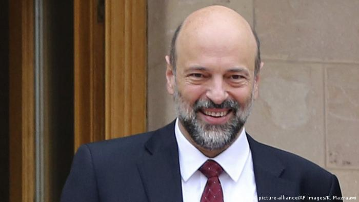 Omar Razzaz (picture-alliance/AP Images/K. Mazraawi)