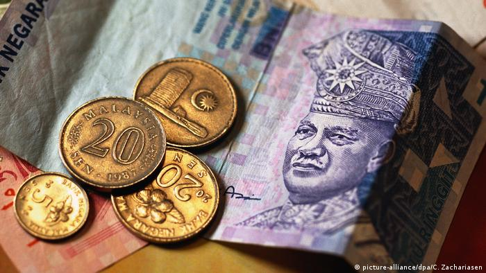 Malaysia Währung Ringgit