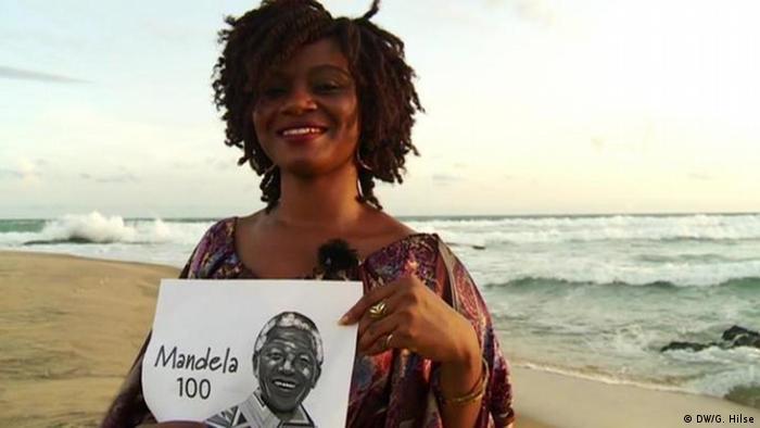 Mandela gençler için hâlâ ilham kaynağı
