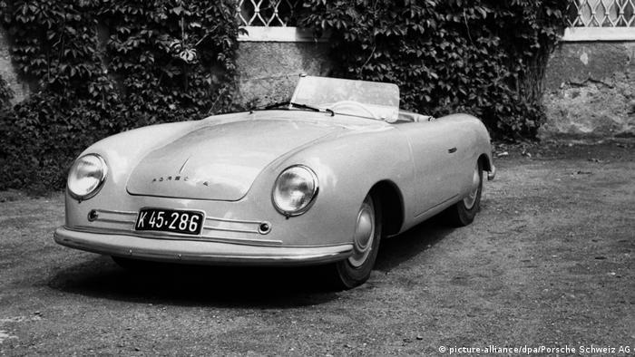 Ferry Porsche (picture-alliance/dpa/Porsche Schweiz AG)