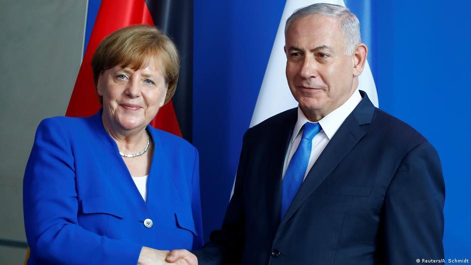 Меркель заявила об «уникальных» отношениях ФРГ и Израиля