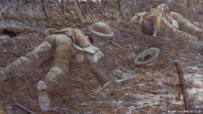Christopher Richard Wynne Nevinson (1889 – 1946) Paths of Glory