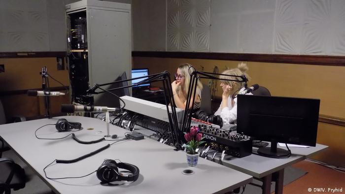 Співробітникам суспільного радіо доводиться працювати на старому обладнанні