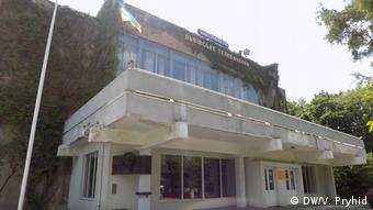 Будівля Львіського телебачення на Високому Замку
