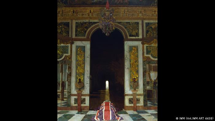 To the Unknown British Soldier in France by William Orpen