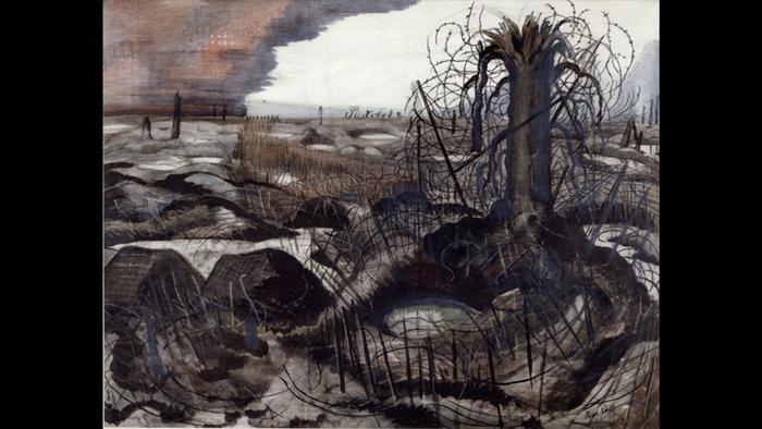 Paul Nash (1889 – 1946) Wire