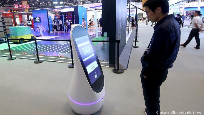 AI artificial Intelligence Künstliche Intelligenz in China