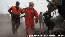 Guatemala Vulkanausbruch Fuego | Opfer