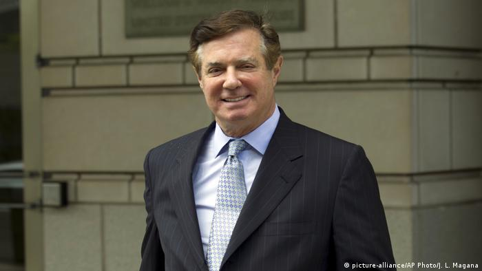 USA Paul Manafort (picture-alliance/AP Photo/J. L. Magana)