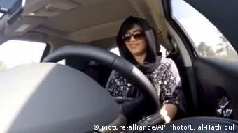 Saudi-Arabien - Frauen am Steuer