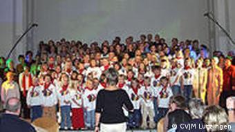 Konzert der Ohrwurm-Family (Foto: CVJM-Lützingen)