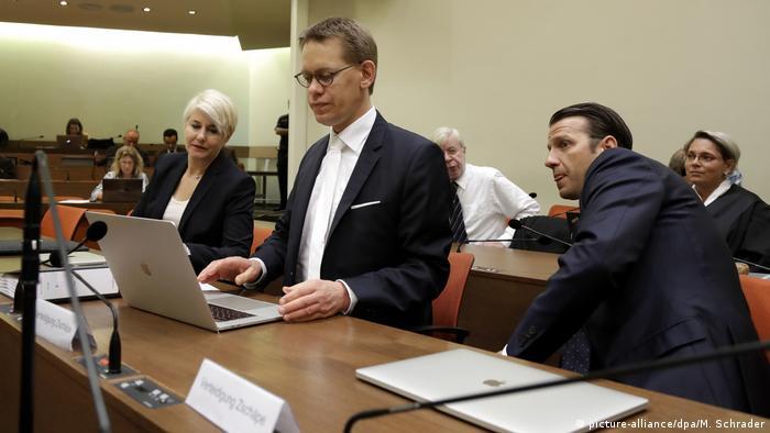 Anja Sturm, Wolfgang Heer ve Wolfgang Stahl