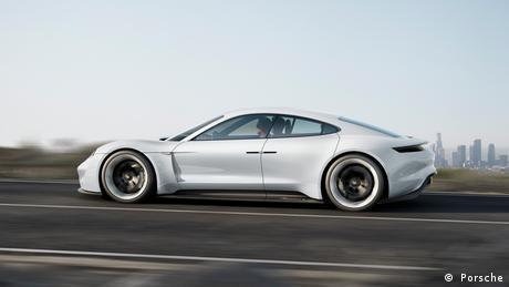 E Mission ( Porsche)