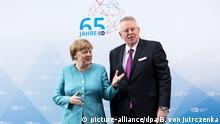 Festakt 65 Jahre Deutsche Welle