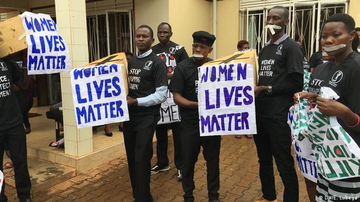 Uganda Kampala Protest