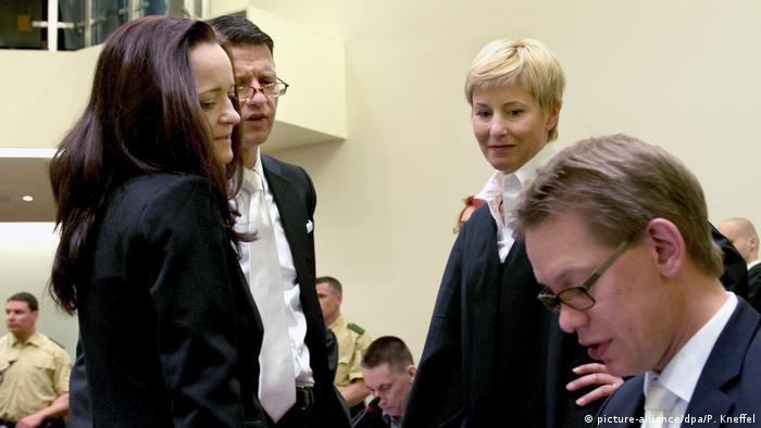 NSU davasında sanıklar son kez söz alacak