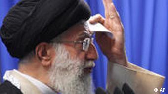 Wahlen Iran Khamenei Rede