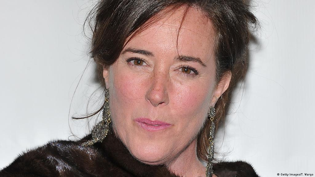 Fashion Designer Kate Spade Found Dead In Apparent Suicide News Dw 05 06 2018