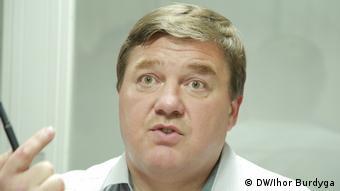 Адвокат Евгений Солодко
