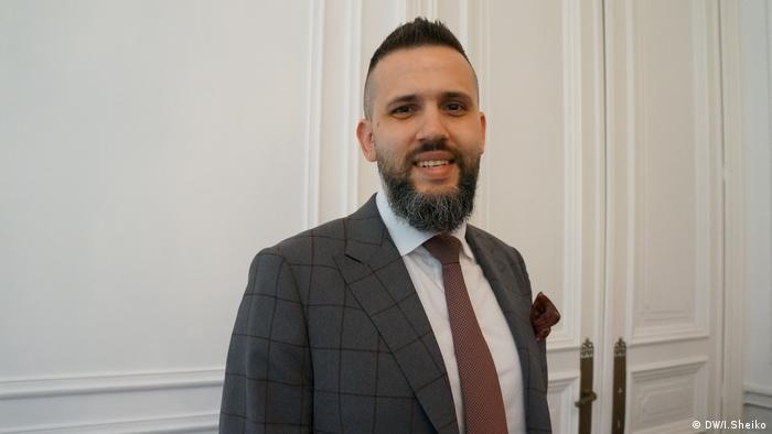 Перший заступник міністра економічного розвитку і торгівлі України Максим Нефьодов