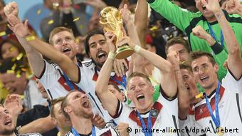 Γερμανία, παγκόσμια πρωταθλήτρια του 2014