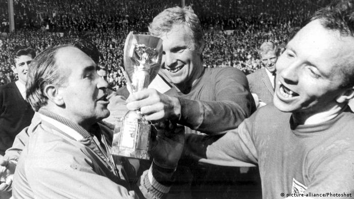 Fußball Weltmeister 1960 England (picture-alliance/Photoshot)