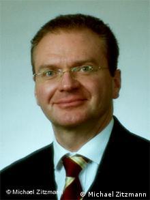 Michael Zitzmann, Zentrum für Reproduktionsmedizin, Universitätsklinikum Münster (Foto: Michael Zitzmann)