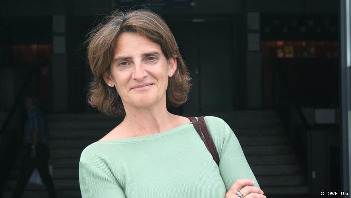 Teresa Ribera, titular del futuro ministerio del Medioambiente de España.