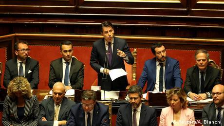 Πρώτο σκάνδαλο για τη νέα ιταλική κυβέρνηση;