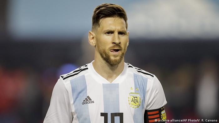 Argentinien Lionel Messi, Fußballspieler