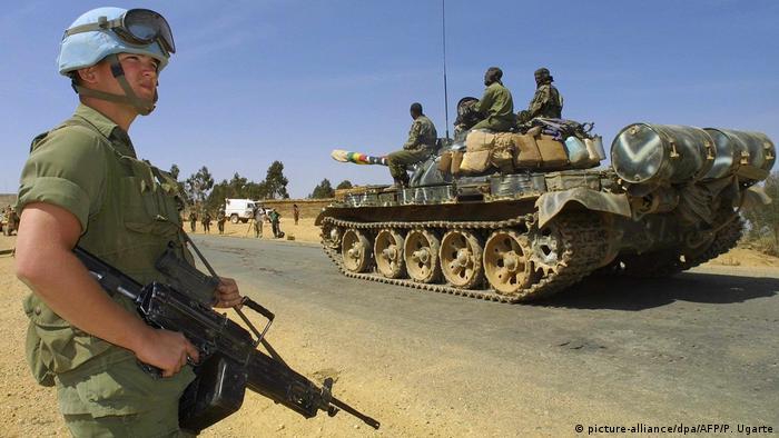 Grenzkonflikt zwischen Äthiopien und Eritrea