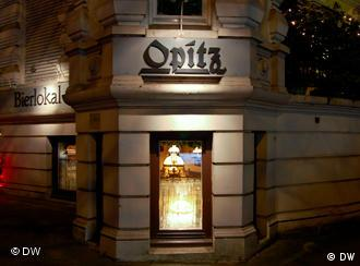 Das Hamburger Traditionslokal Opitz