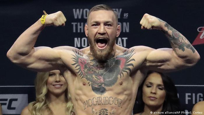 Connor McGregor (picture alliance/AP Photo/J. Cortez)