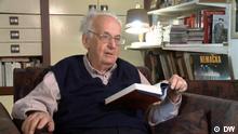 Der jugoslawische/serbische Schriftsteller Ivan Ivanji zu Gast bei DW