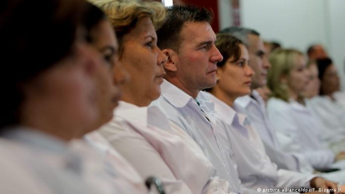 Médicos participantes do programa Mais Médicos