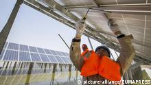 Globale Entwicklung von Erneuerbaren Energien: China, Jiangsu: Solarenergie in China