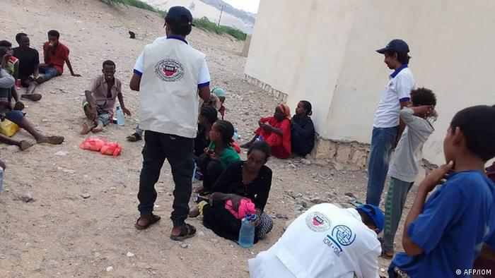 Jemen Migranten