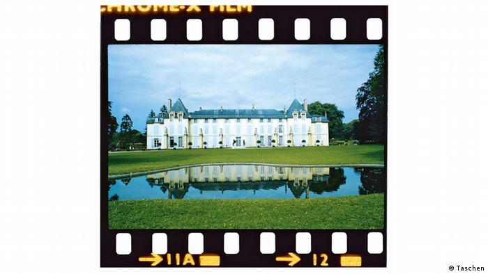 Photo of Napoleon's last residence, the Château de Malmaison