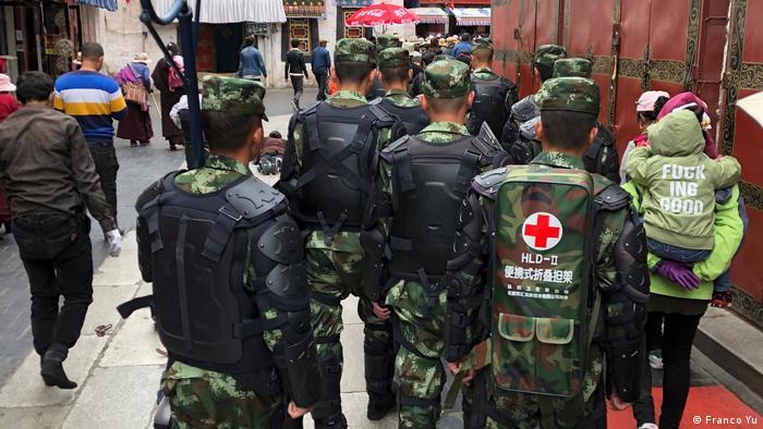 2018 Tibet Sage Dawa Festival (Franco Yu)