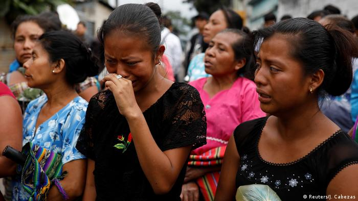 Bildergalerie Guatemala vulkan (Reuters / J. Heads)