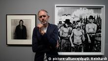 Ausstellung The Living and the Dead des niederländischen Fotografen Anton Corbijn im Bucerius Kunst Forum in Hamburg