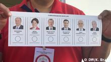 Wahlen Berlin Türkei
