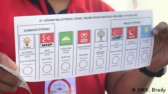 Wahlen Berlin Türkei (DW/K. Brady)
