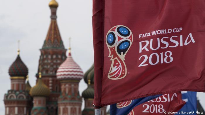 Russland Fußball FIFA WM 2018
